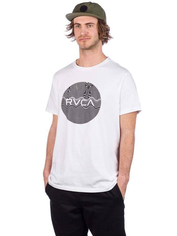 RVCA Motors Fill T-Shirt wit