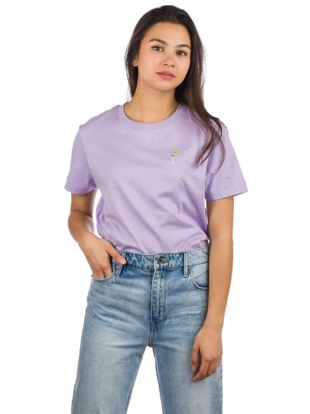 Dedicated Mysen Cocktail T-Shirt paars
