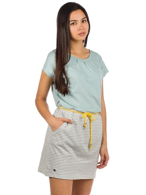 Mazine Agness jurkje blauw