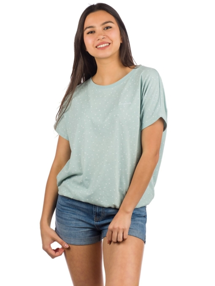 Mazine Murpy T-Shirt blauw