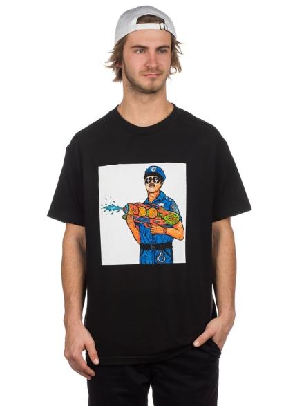 Salem7 Costume Party T-Shirt zwart