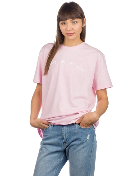 Salem7 Lonely For You T-Shirt roze