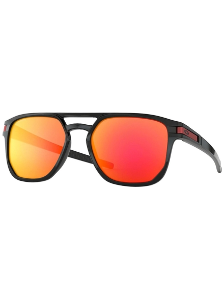Oakley Latch Beta Polished zwart zwart