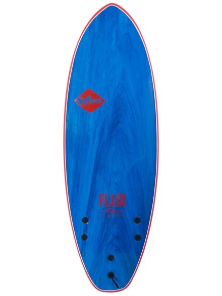 Softech Flash Eric Geiselman FCS II 5'7 blauw