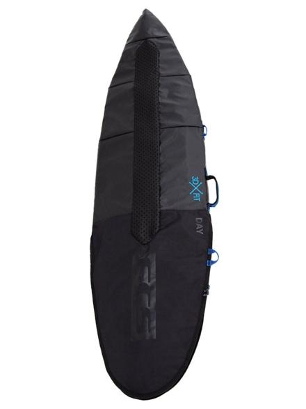 FCS Day All Purpose 6'0 Surfboard tas zwart