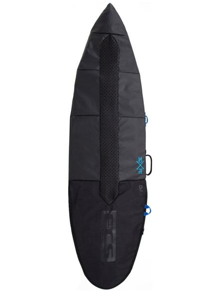 FCS Day All Purpose 6'3 Surfboard tas zwart