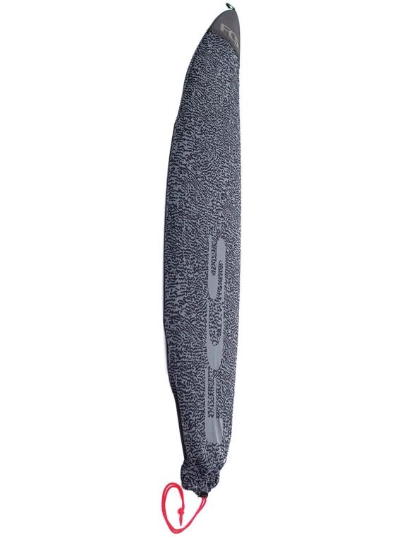FCS Stretch All Purpose 5'6 Surfboard tas grijs