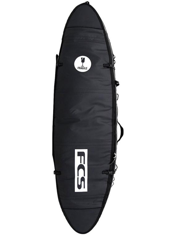 FCS Travel 1 All Purpose 6'0 Surfboard tas zwart
