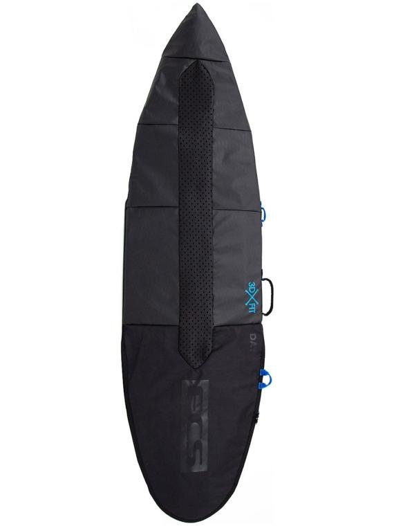 FCS Day All Purpose 6'7 Surfboard tas zwart