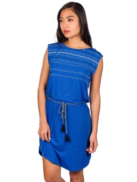 ragwear Valencia jurkje blauw