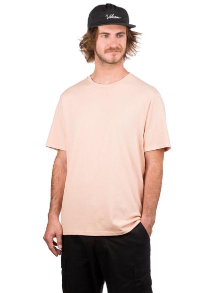 Volcom Solid Stone Emb T-Shirt oranje