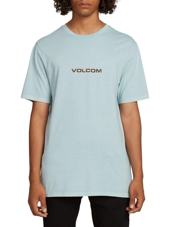 Volcom Little Europe T-Shirt blauw