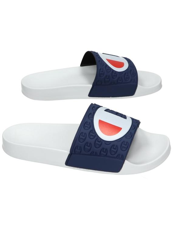 Champion Pool Slides slippers patroon