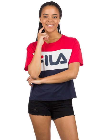 Fila Allison T-Shirt zwart