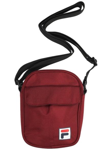 Fila Pusher 2 Milan tas rood