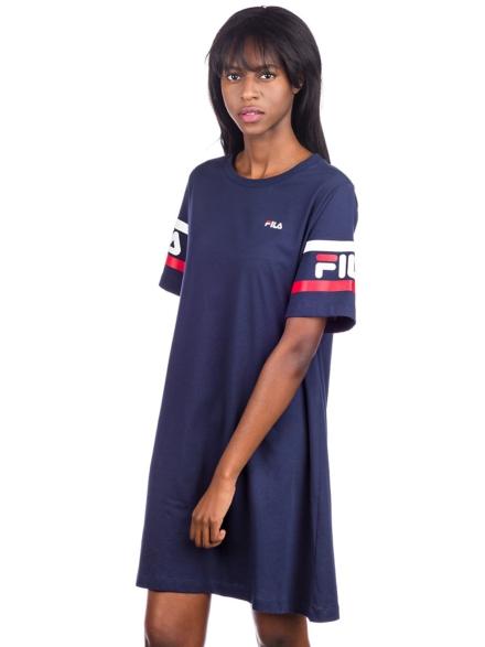 Fila Steph t-shirt jurkje zwart
