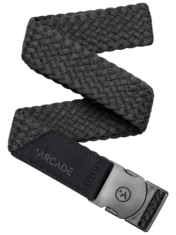 Arcade Belts Vapor Belt zwart