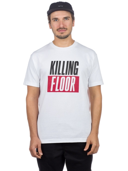 The killing Floor Ture Stories T-Shirt wit