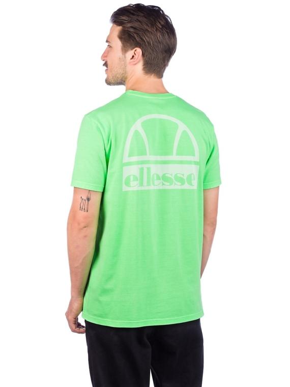 Ellesse Cuba Overdyed T-Shirt groen