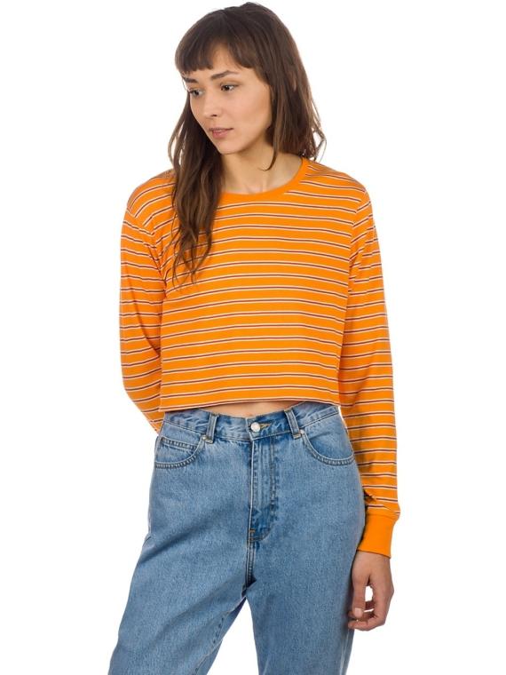 Zine Hannah Long Sleeve T-Shirt oranje