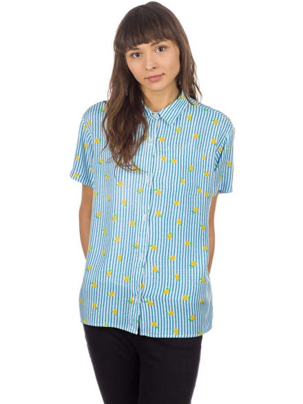 Empyre Hilo Shirt blauw