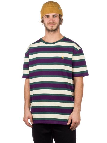 Deathworld Tokyo Stripe T-Shirt patroon