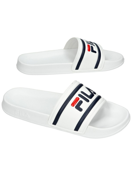 Fila Morro Bay slippers wit