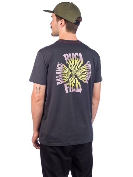 RVCA Rvcafied T-Shirt zwart
