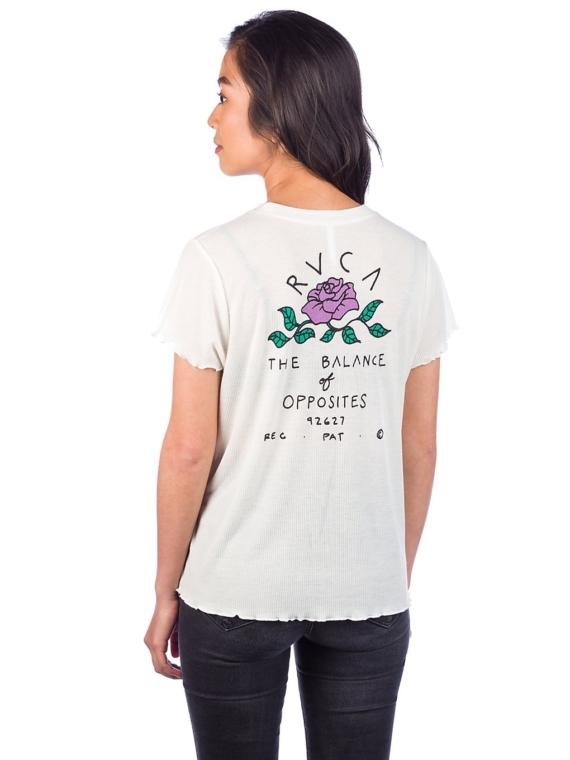 RVCA Everose T-Shirt wit