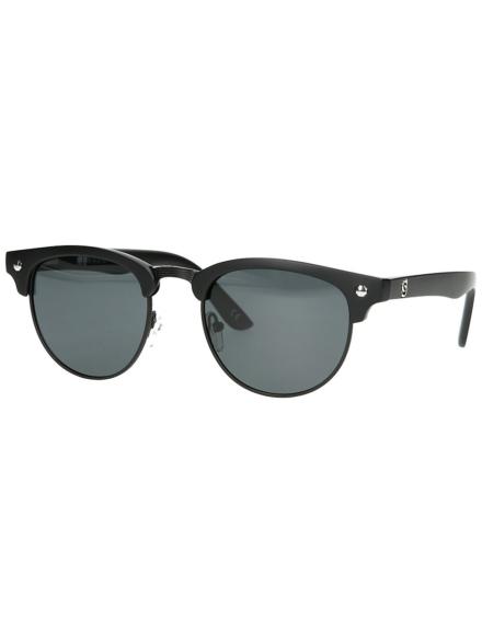 Glassy Morrison Premium Matte zwart Polarized zwart