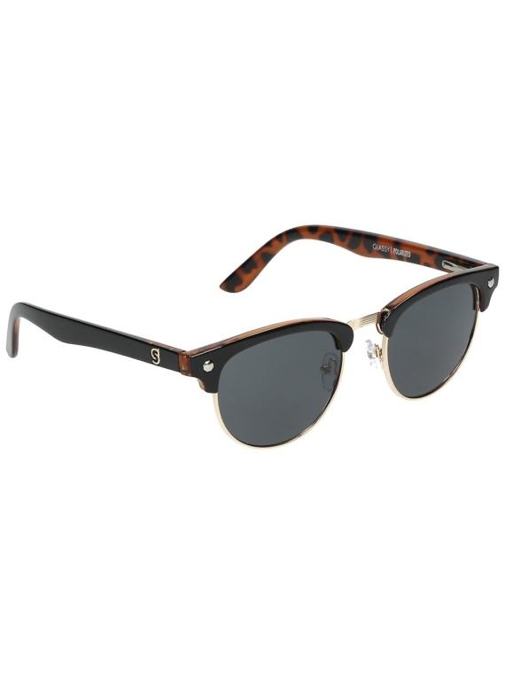 Glassy Morrison Premium Tortoise Polarized bruin