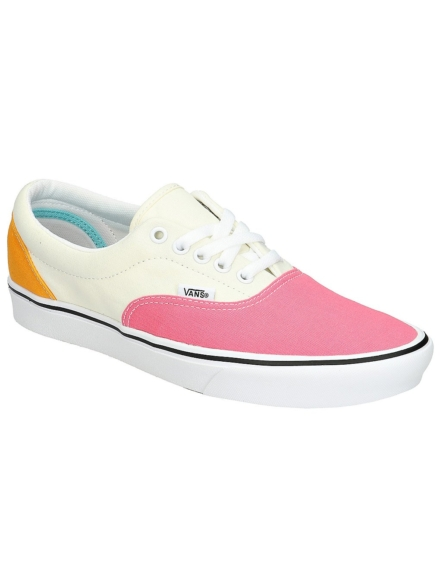 Vans Canvas ComfyCush Era Sneakers roze