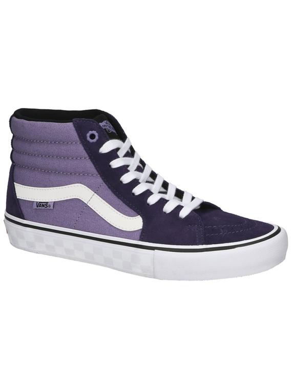 Vans Lizzie Armanto Sk8-Hi Pro Skate schoenen paars