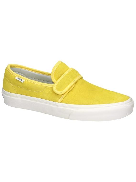 Vans Suede 47V Slip-Ons geel