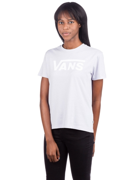 Vans Flying V Crew T-Shirt grijs