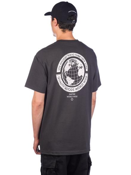 Empyre Worldwide T-Shirt zwart