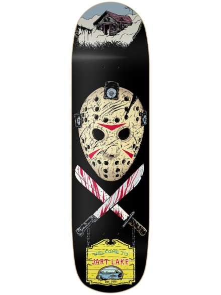 "Jart Jason Pool Before Death 8.875"" SkateDeck patroon"