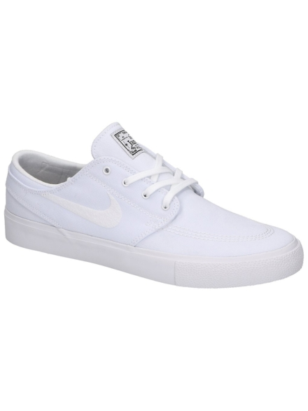 Nike SB Zoom Janoski Canvas RM Skate schoenen wit