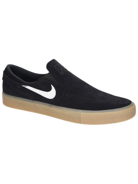 Nike SB Zoom Stefan Janoski RM Slip-Ons zwart