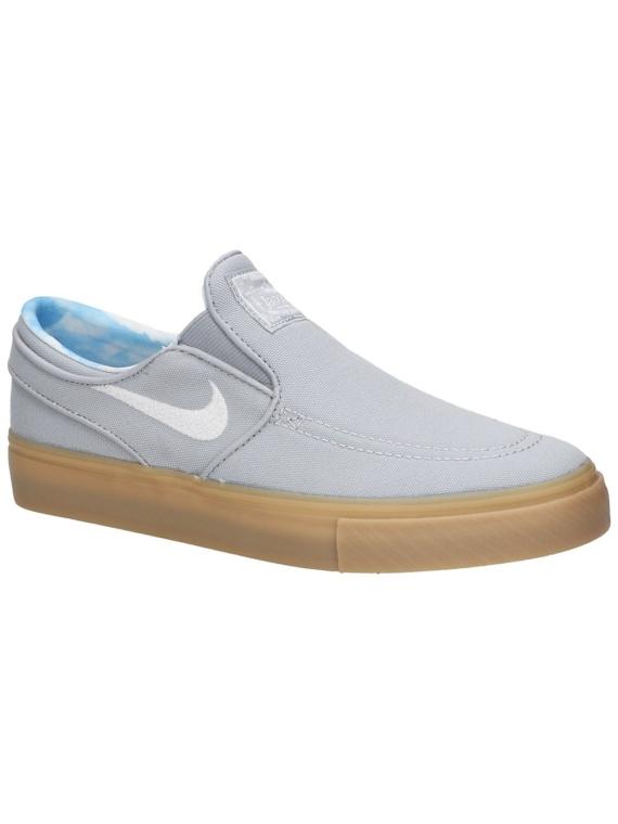 Nike Stefan Janoski PRT GS Skate schoenen grijs