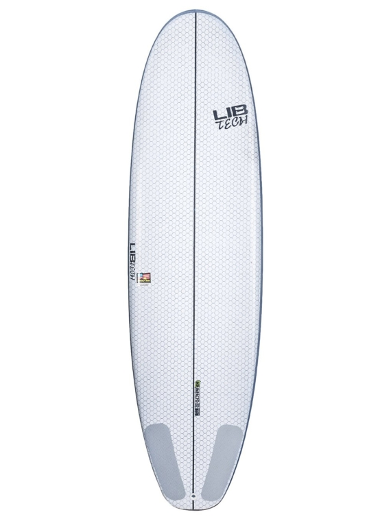 Lib Tech Pickup Stick 6'6 wit
