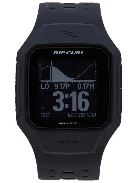 Rip Curl Search GPS Series 2 Watch zwart