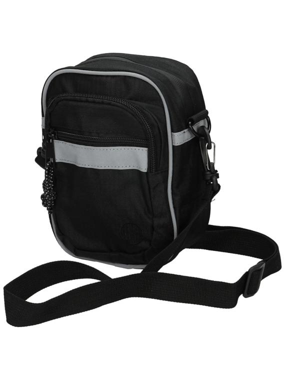 Ninth Hall Equipped Shoulder tas zwart
