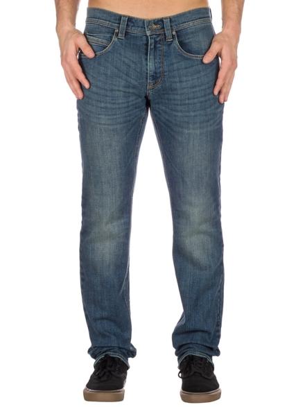 Empyre Skeletor Stretch Jeans blauw