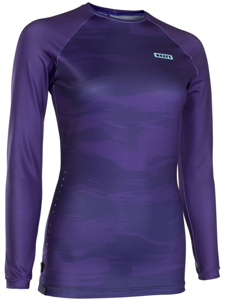 Ion Longsleeve Rash Guard paars