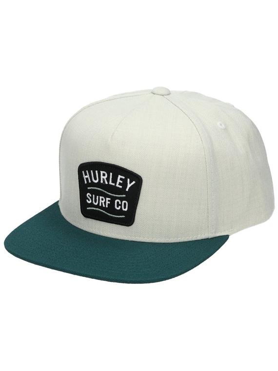 Hurley Derby petje grijs