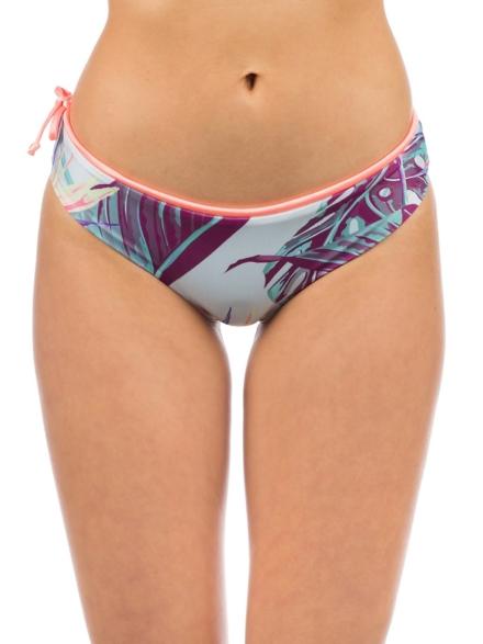Zealous Basic Surf Bikini Bottom groen