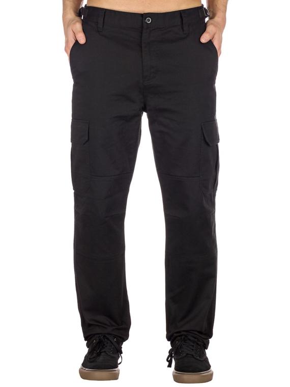 Empyre Orders Cargo broek zwart