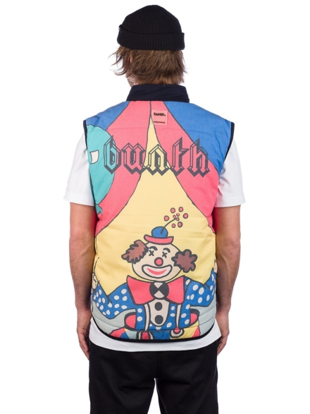 bunth Heavy Clown Vest patroon