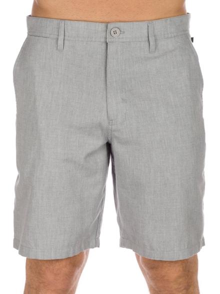 Free World Walker Chino korte broek grijs